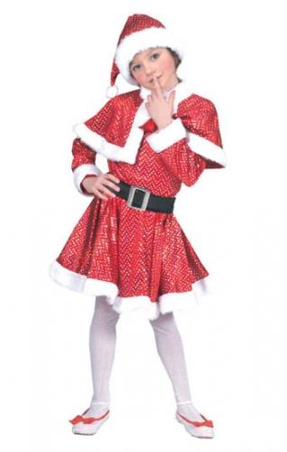4bdf514c2228e7 Toppers Glitter kerst jurkje voor kinderen - Toppers Happy Birthday ...