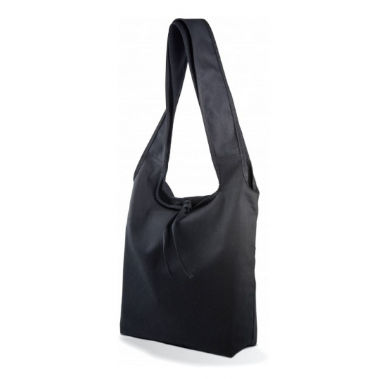 e5102aafea4 Toppers Zwarte canvas shopper tas - Toppers Happy Birthday Party ...